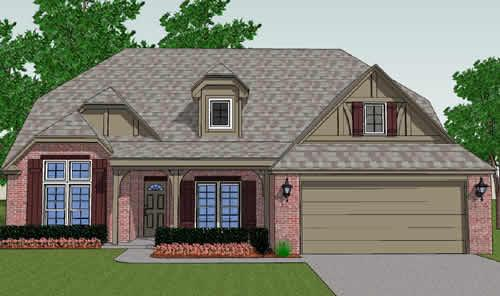 Single Family for Sale at Breitling Village - Cody 11112 South Cleveland St. Jenks, Oklahoma 74037 United States