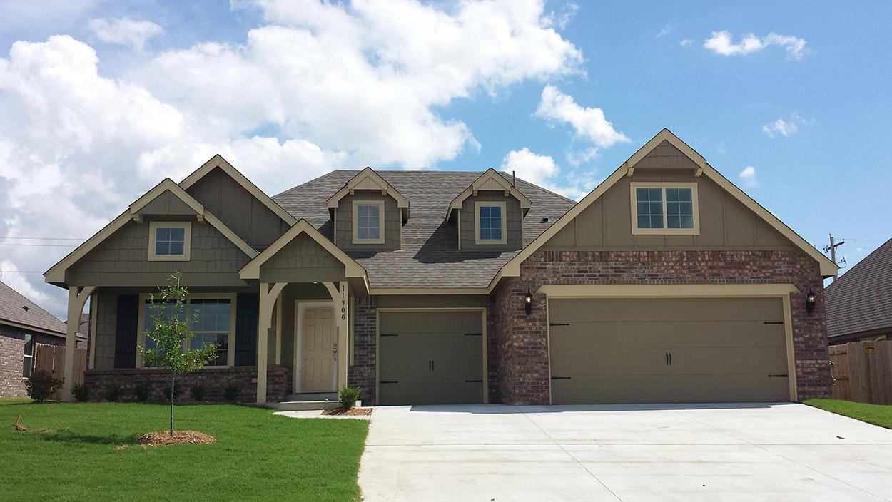 Simmons Homes Inc Quailbrook Estates Shiloh 1260100