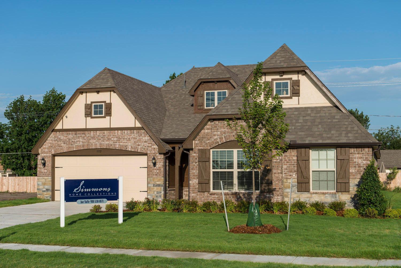 Single Family for Sale at Sullivan 11115 S. Adams St. Jenks, Oklahoma 74037 United States