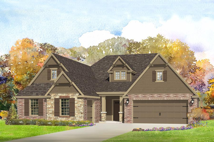 Single Family for Sale at Breitling Village - Bailey 11112 South Cleveland St. Jenks, Oklahoma 74037 United States