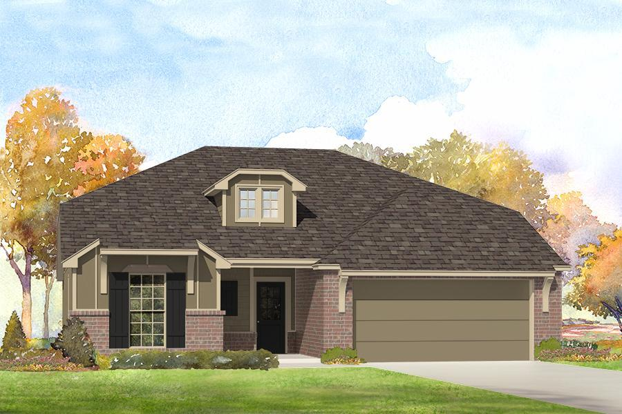 Simmons Homes Inc Pine Valley Yorkshire 1390275 Bixby
