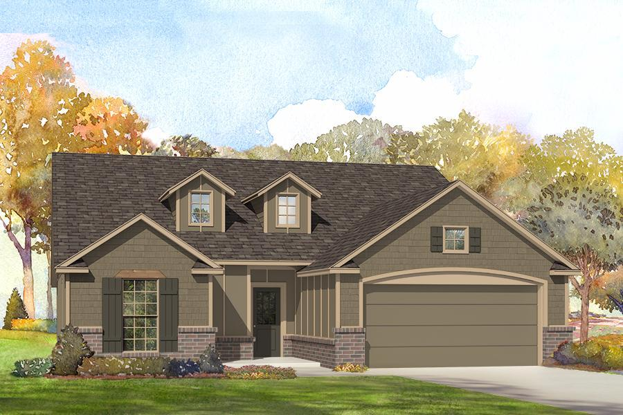 3756 E 144th St S Bixby Ok New Home For Sale