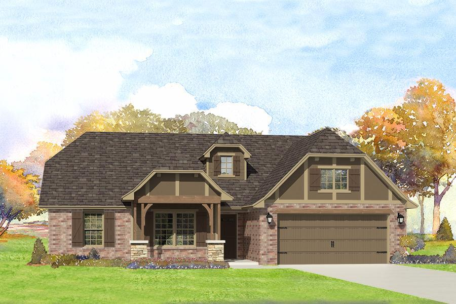 Simmons Homes Inc Glenn Abbey Darlington 1098542