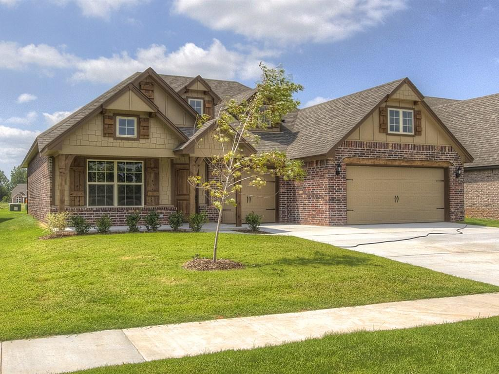 8701 N 157th E Ave Owasso Ok New Home For Sale
