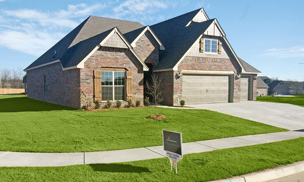 9289 E 132nd St S Bixby Ok New Home For Sale