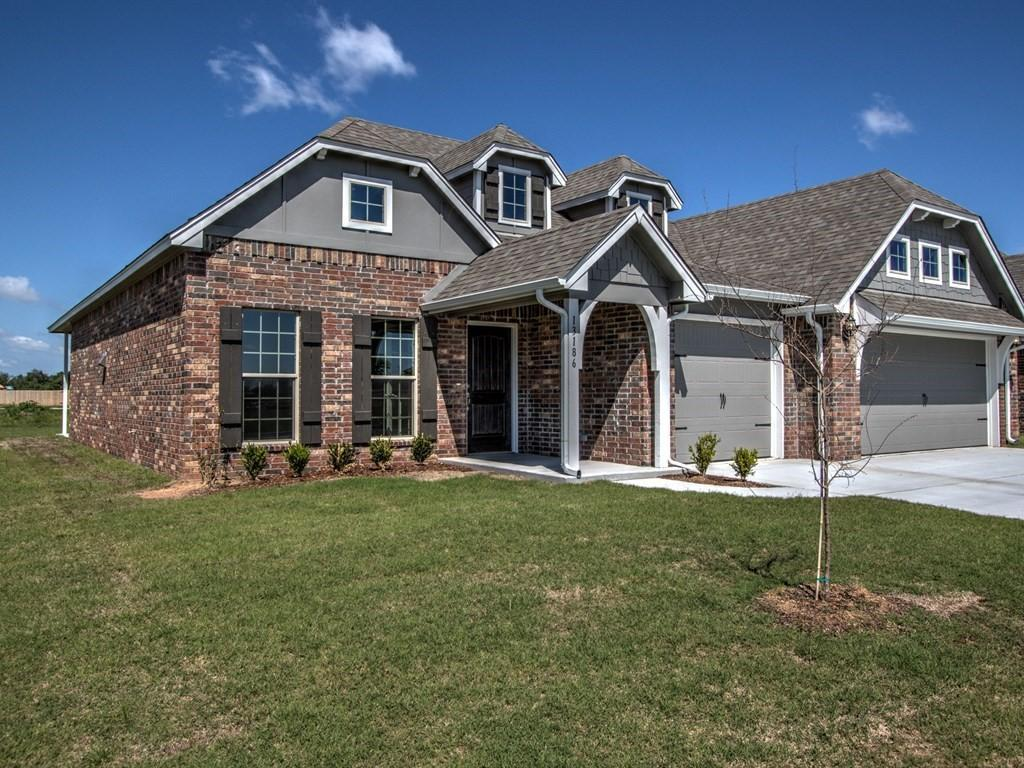 Willow Creek New Homes In Bixby Ok By Simmons Homes Inc