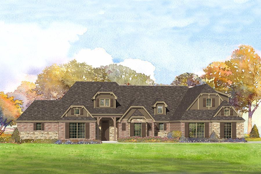 Single Family for Sale at Quailbrook Estates - Morris 16505 E. 115th St N Owasso, Oklahoma 74055 United States