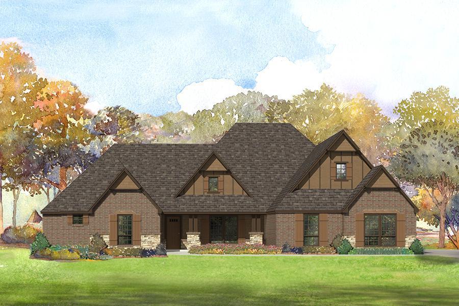 Single Family for Sale at Quailbrook Estates - Patton 16505 E. 115th St N Owasso, Oklahoma 74055 United States