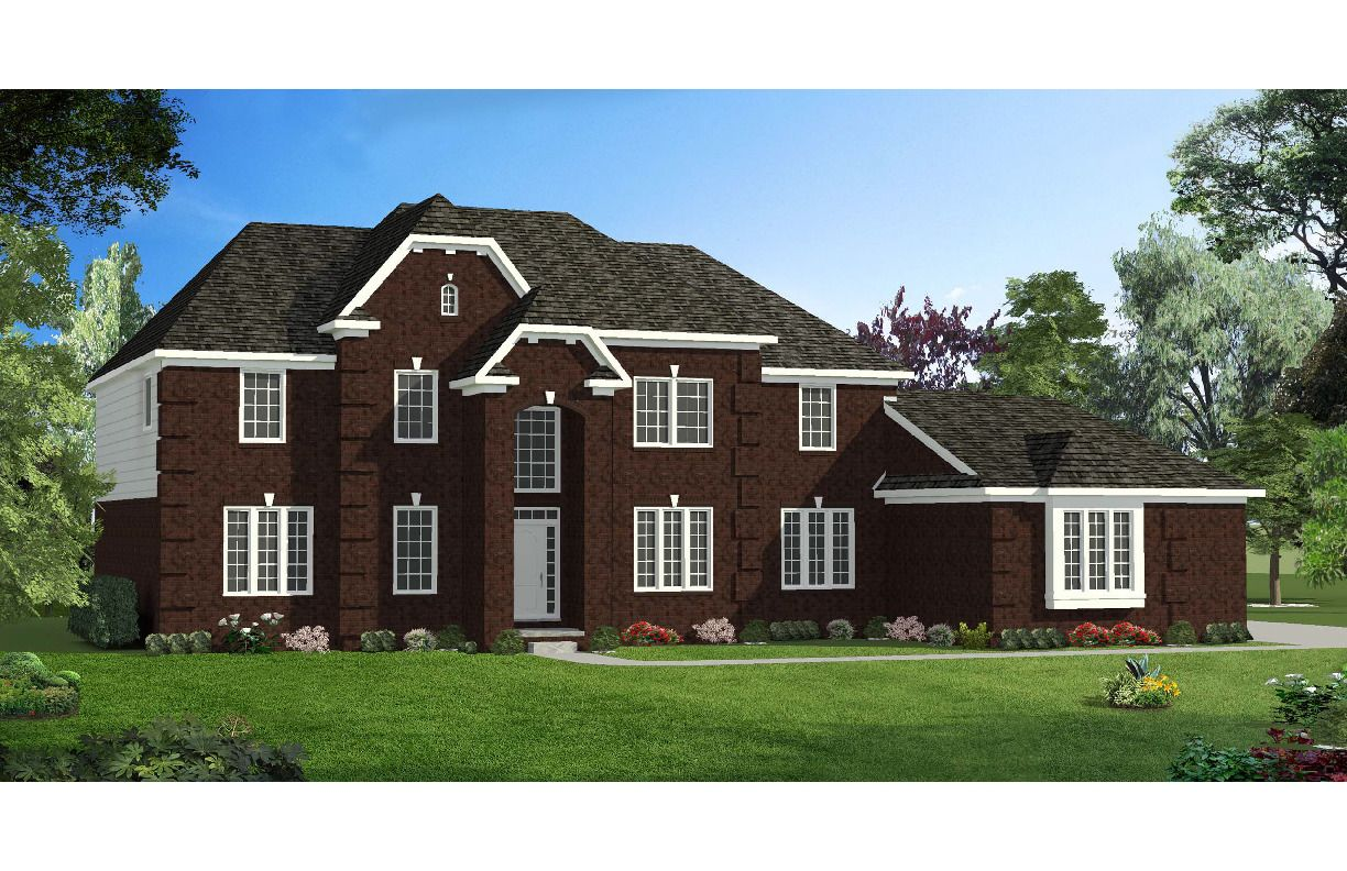 Single Family for Active at Westchester Phase Ii - Abberley 49476 Annandale Drive Canton, Michigan 48187 United States
