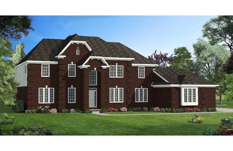单亲家庭 为 销售 在 Westchester Phase Ii - Abberley 49476 Annandale Drive Canton, Michigan 48187 United States