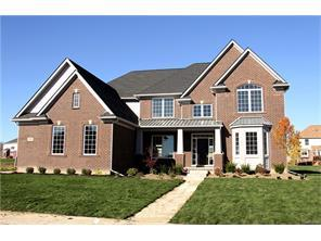 Single Family for Active at Westchester Phase Ii - Helmsley 49476 Annandale Drive Canton, Michigan 48187 United States