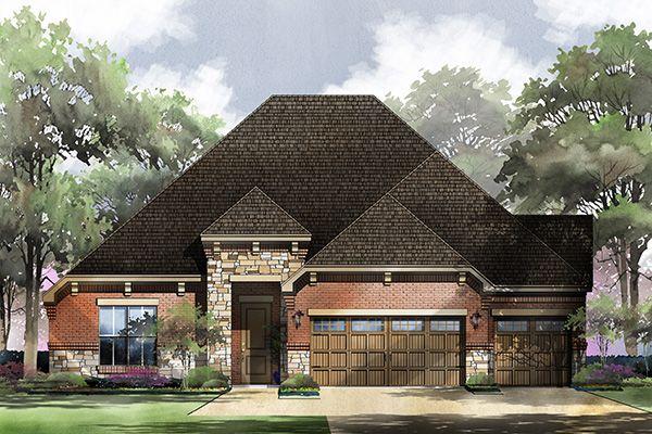 Single Family for Sale at Balcones Creek Estates - Brentwood With Bonus 28954 Bearcat Boerne, Texas 78006 United States