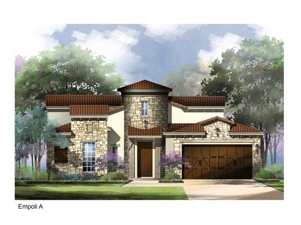 Additional photo for property listing at Campanas At Cibolo Canyons - Empoli 22710 Colibries San Antonio, Texas 78261 United States