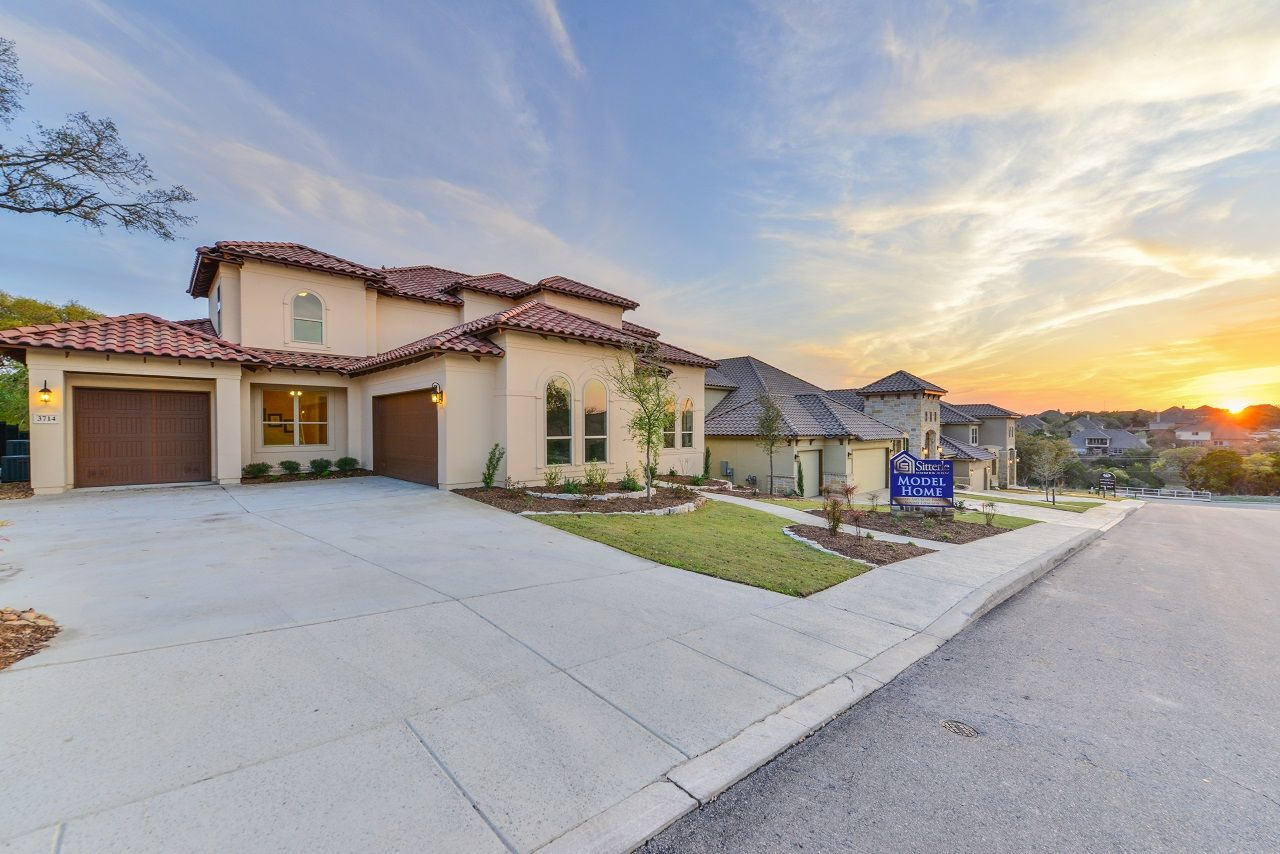 Single Family for Sale at La Creciente At Johnson Ranch - Montego 31006 Charolais Way Bulverde, Texas 78163 United States