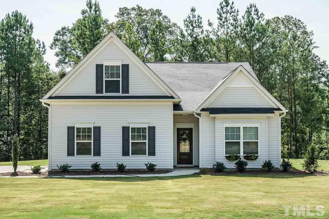 Single Family for Sale at The Bayfield 505 Miners Loop Sanford, North Carolina 27331 United States