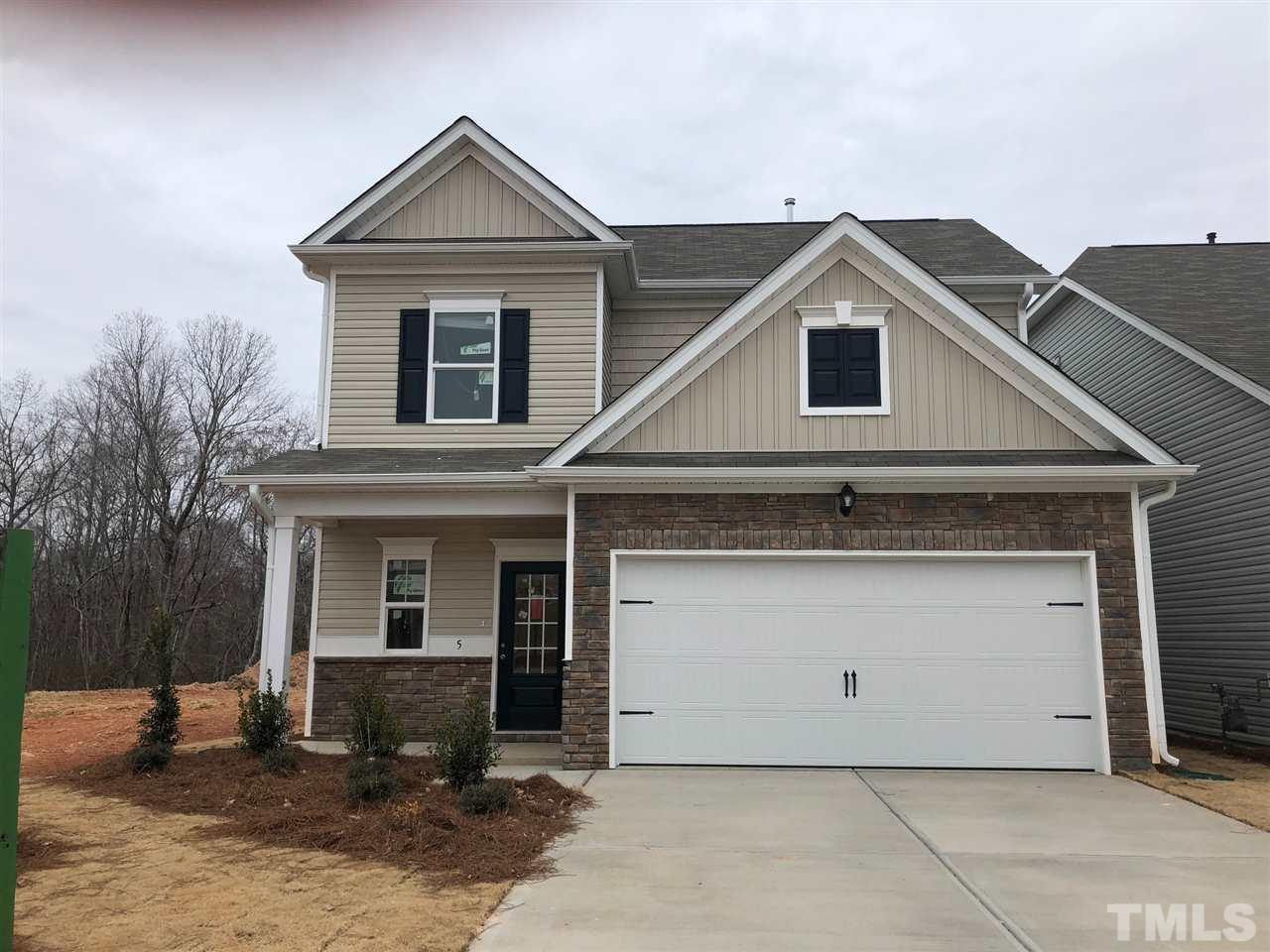 Real Estate at 5 Ashview Drive, Clayton in Johnston County, NC 27527