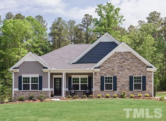 Single Family for Sale at The Avery 603 Prospectors Lane Sanford, North Carolina 27331 United States