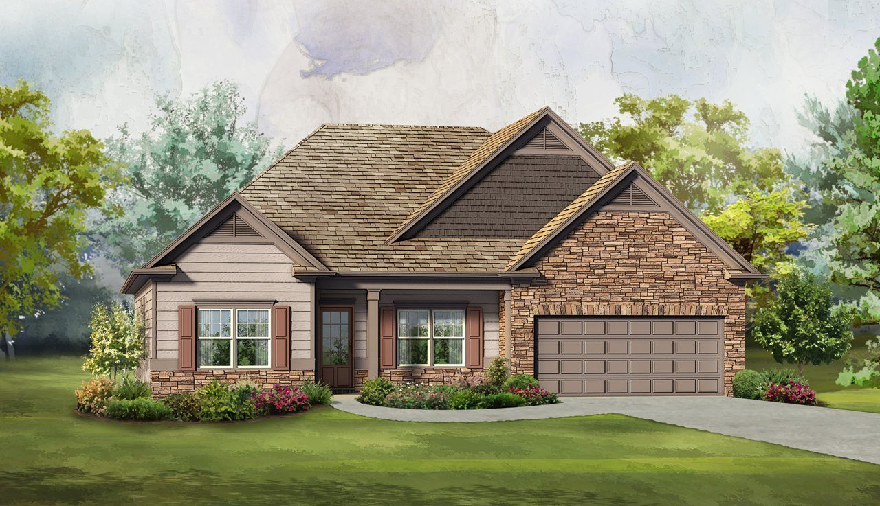 Single Family for Sale at Copper Ridge East - The Avery 3628 Farrell Rd Sanford, North Carolina 27331 United States