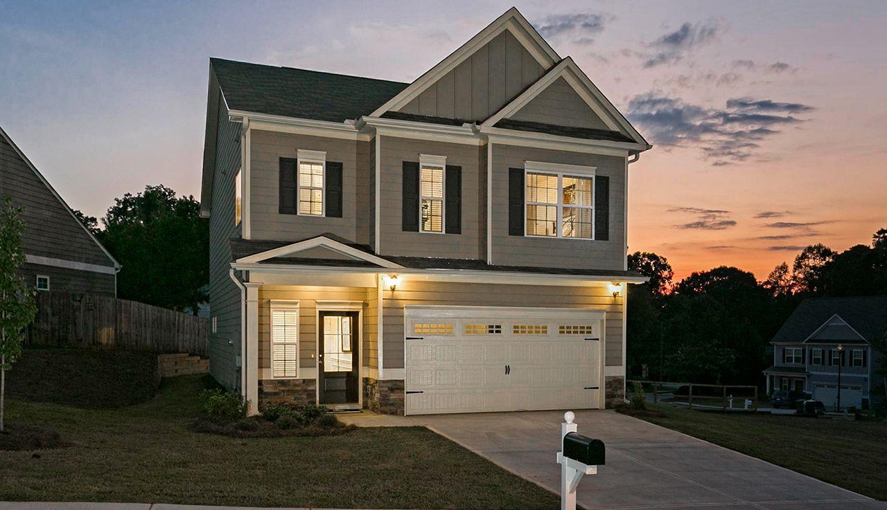 Smith douglas homes the preserve the braselton 1324859 for Home builders in newnan ga