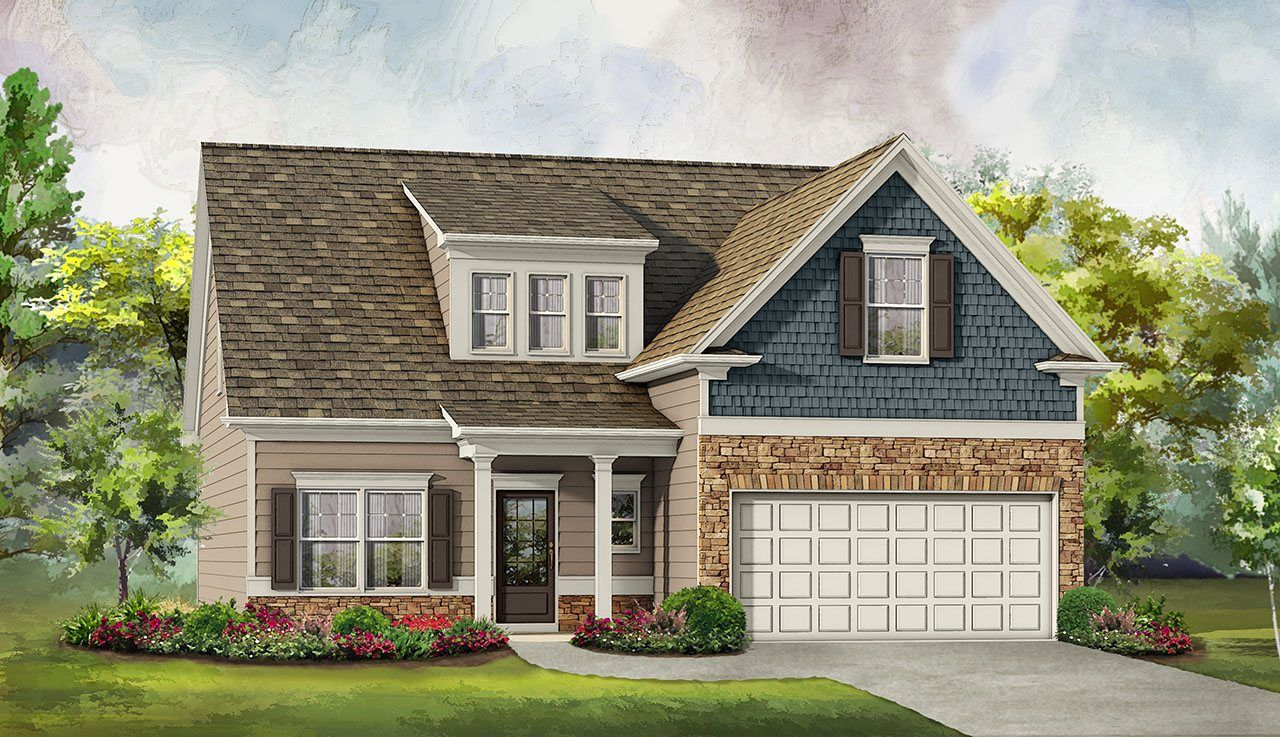 Single Family for Sale at Autumn Brook - The Seger 103 Autumn Mist Road Statesville, North Carolina 28677 United States