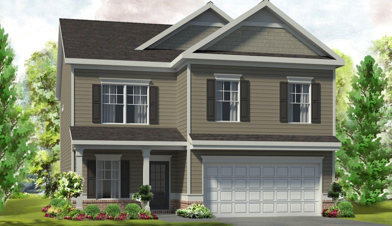 Single Family for Sale at Copper Ridge East - The Buffington 3628 Farrell Rd Sanford, North Carolina 27331 United States