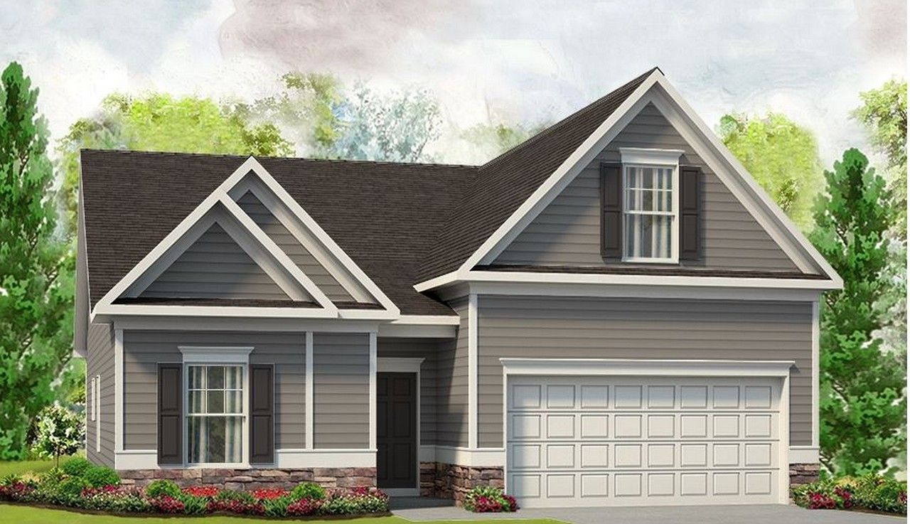 Single Family for Sale at Copper Ridge East - The Bayfield 3628 Farrell Rd Sanford, North Carolina 27331 United States