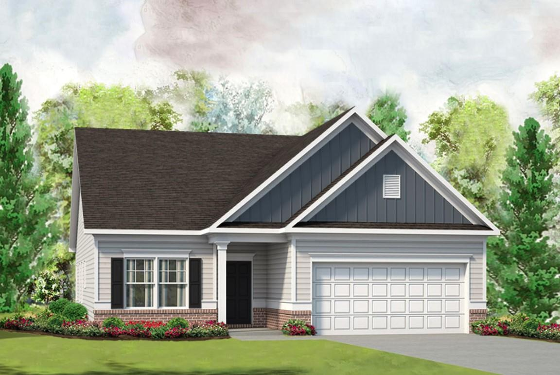 Single Family for Active at Clarendon Valley - The Telfair 1001 Clearwater Drive Sanford, North Carolina 27330 United States