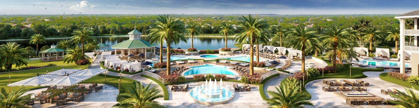 Single Family for Active at Tortuga 2989 Gin Berry Way West Palm Beach, Florida 33401 United States