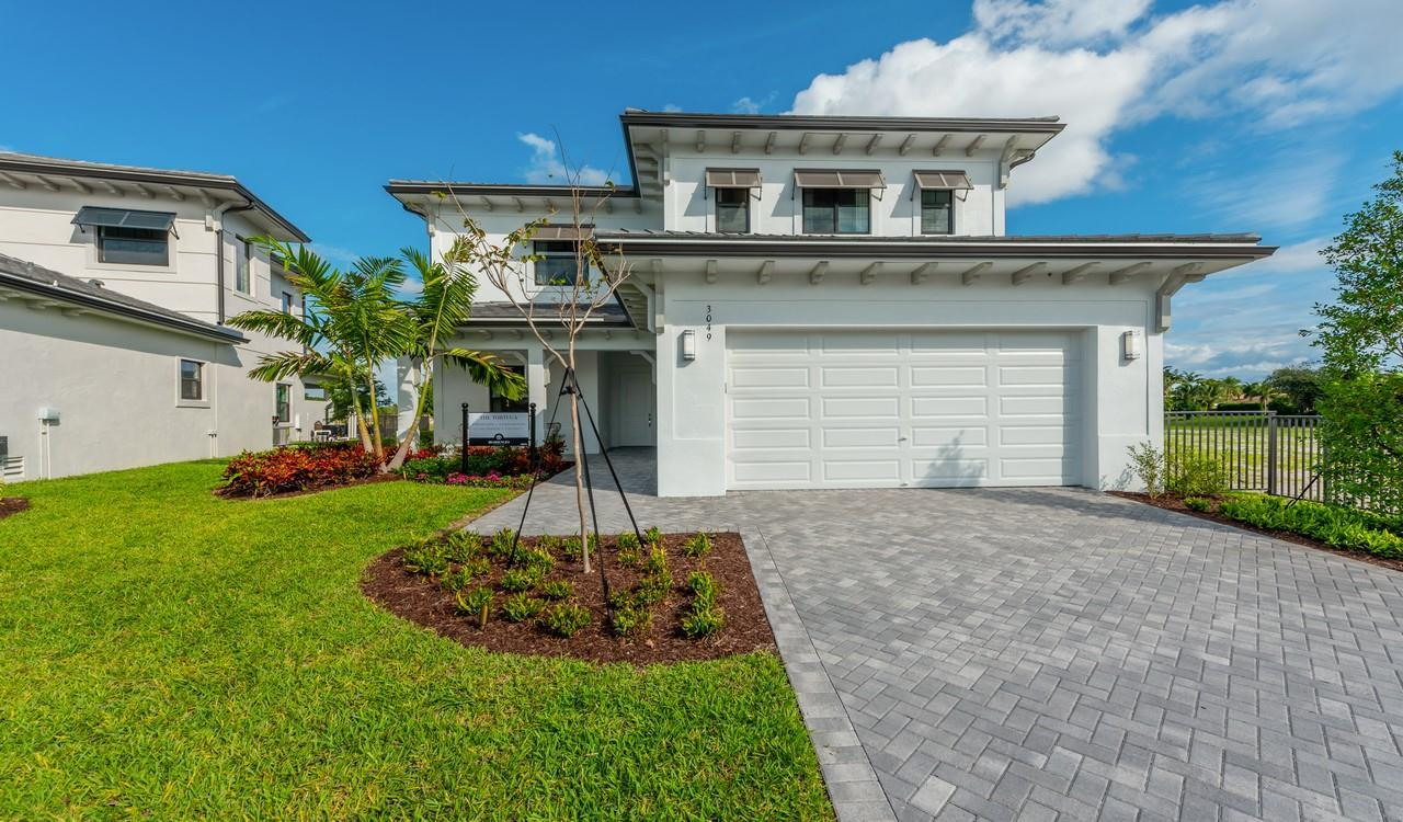 Single Family for Active at Residences At Banyan Cay - Tortuga 3089 Gin Berry Way West Palm Beach, Florida 33401 United States