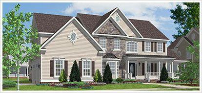 Single Family for Active at Stillwater Estates - St. Claire 18 Stillwater Lane Fredericksburg, Virginia 22406 United States