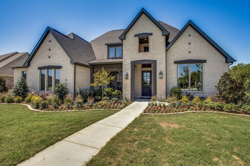Homestead New Homes In Sunnyvale Tx By Southgate Homes