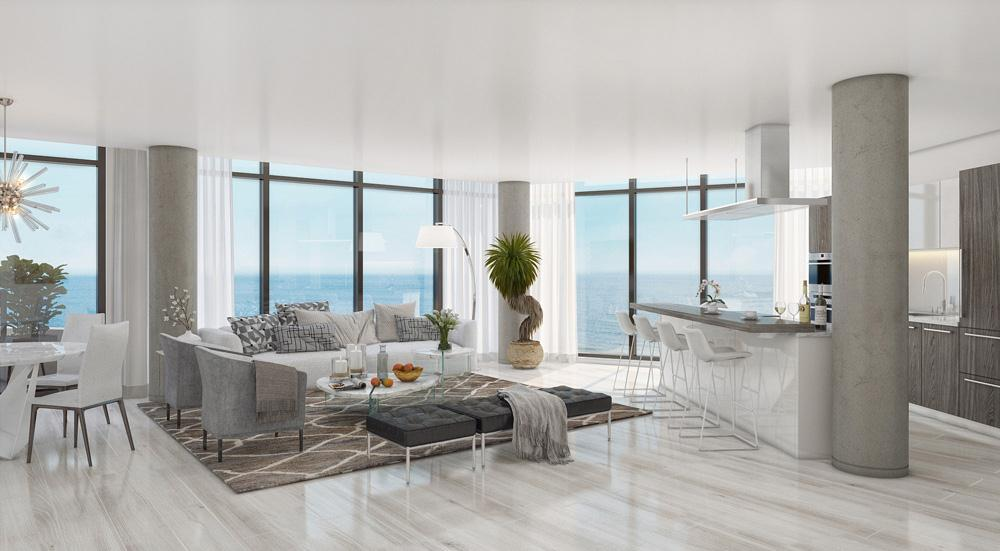 Multifamiliar por un Venta en Ocean Collection B Residence 407 Long Branch, New Jersey 07740 United States