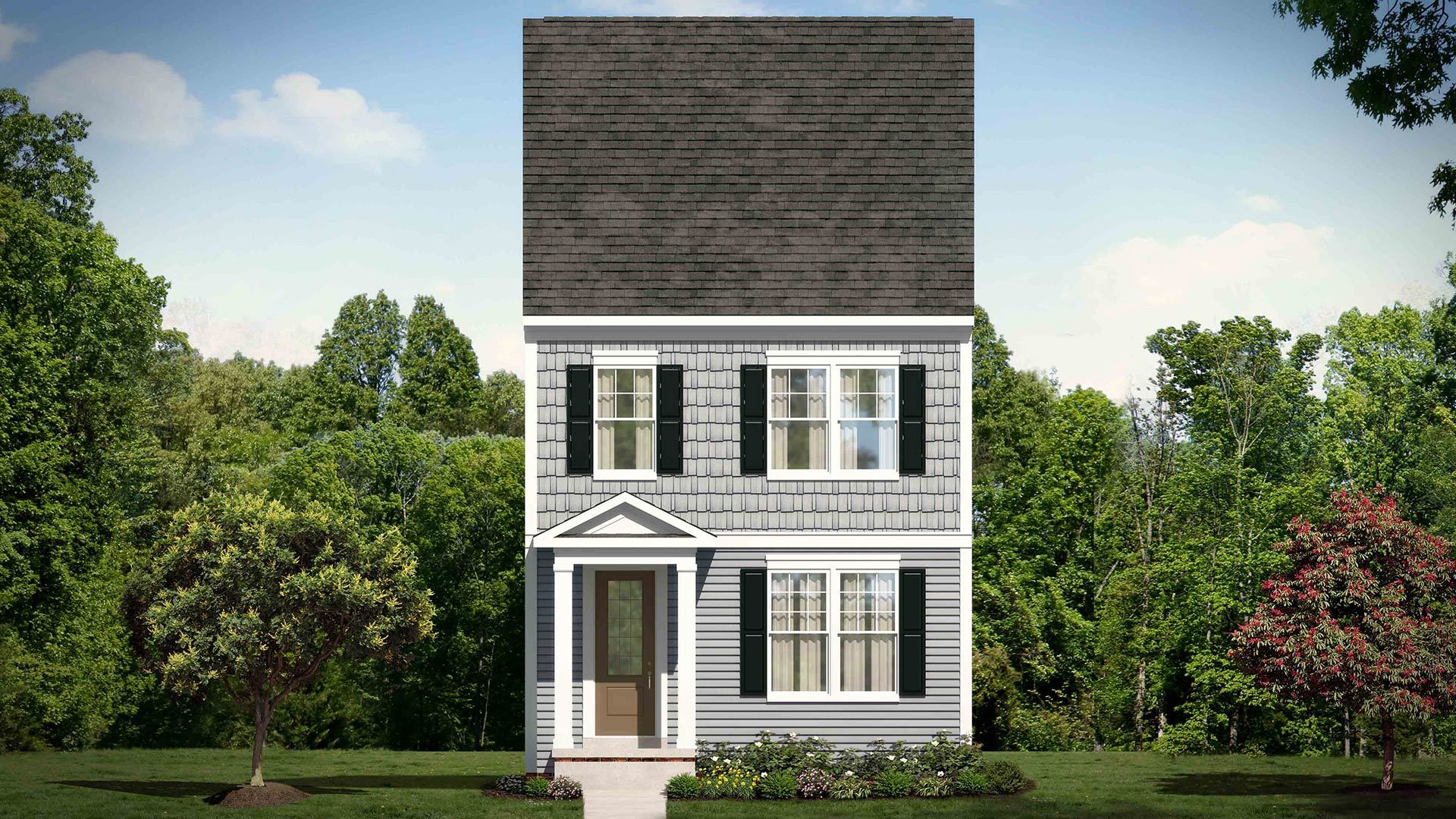 Stanley martin homes winmore the waverly 1361414 chapel for Chapel hill house