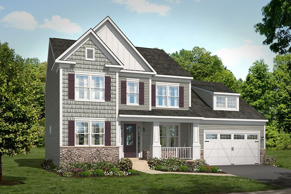 Ethan S Meadow New Homes In Raleigh Nc By Stanley Martin Homes