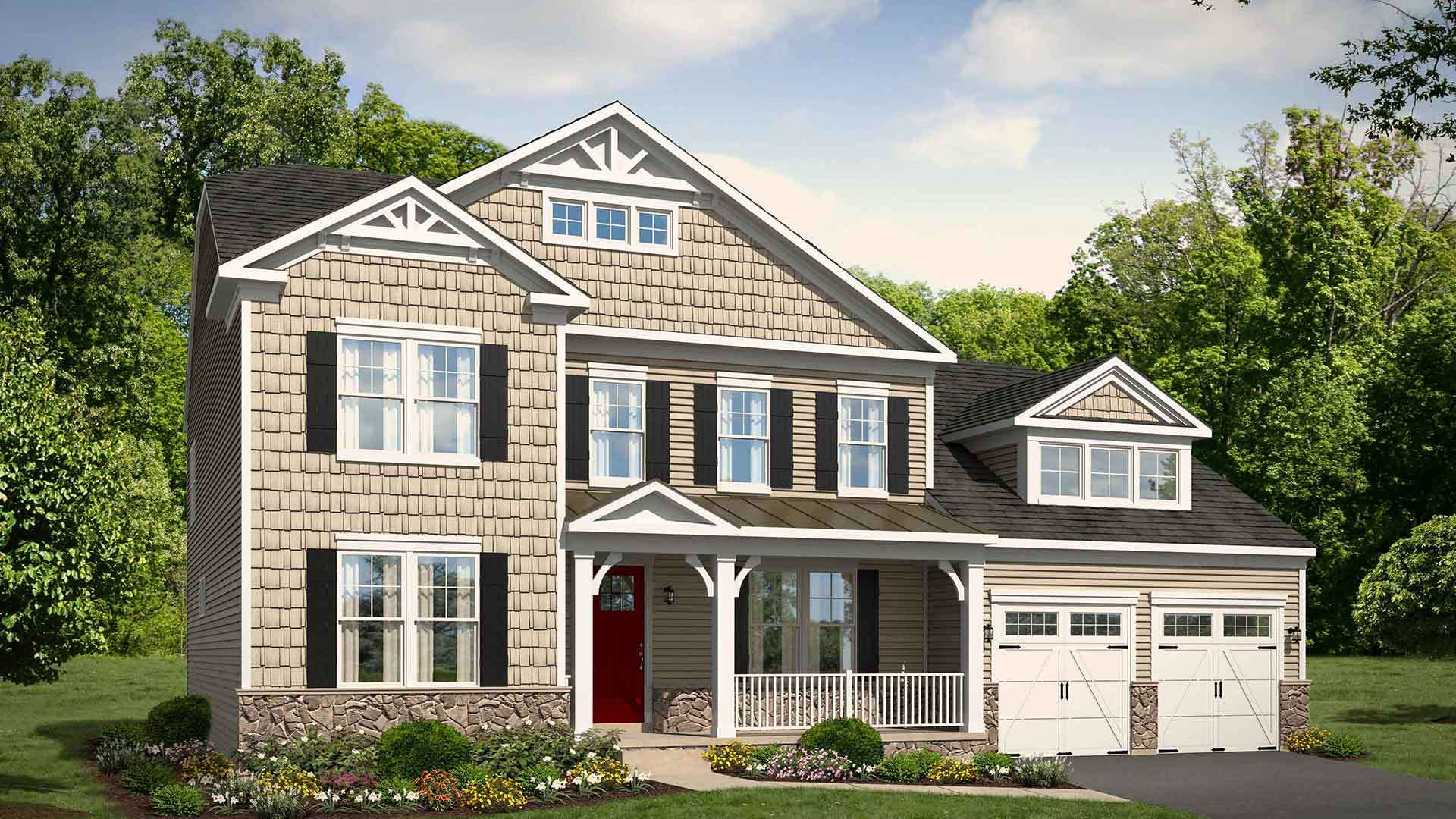 Stanley Martin Homes Ethan 39 S Meadow Morgan Ii 1361418