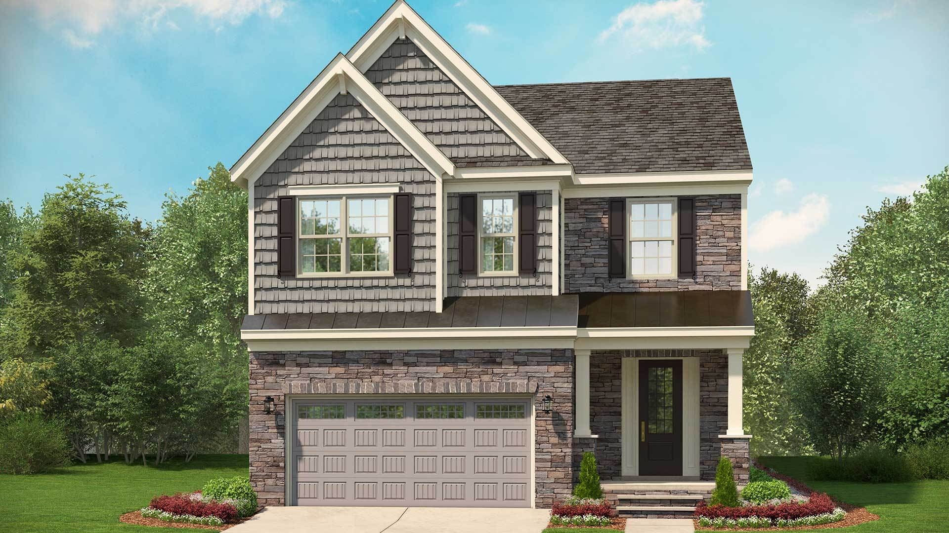 Stanley Martin Homes Renaissance At Regency Willow