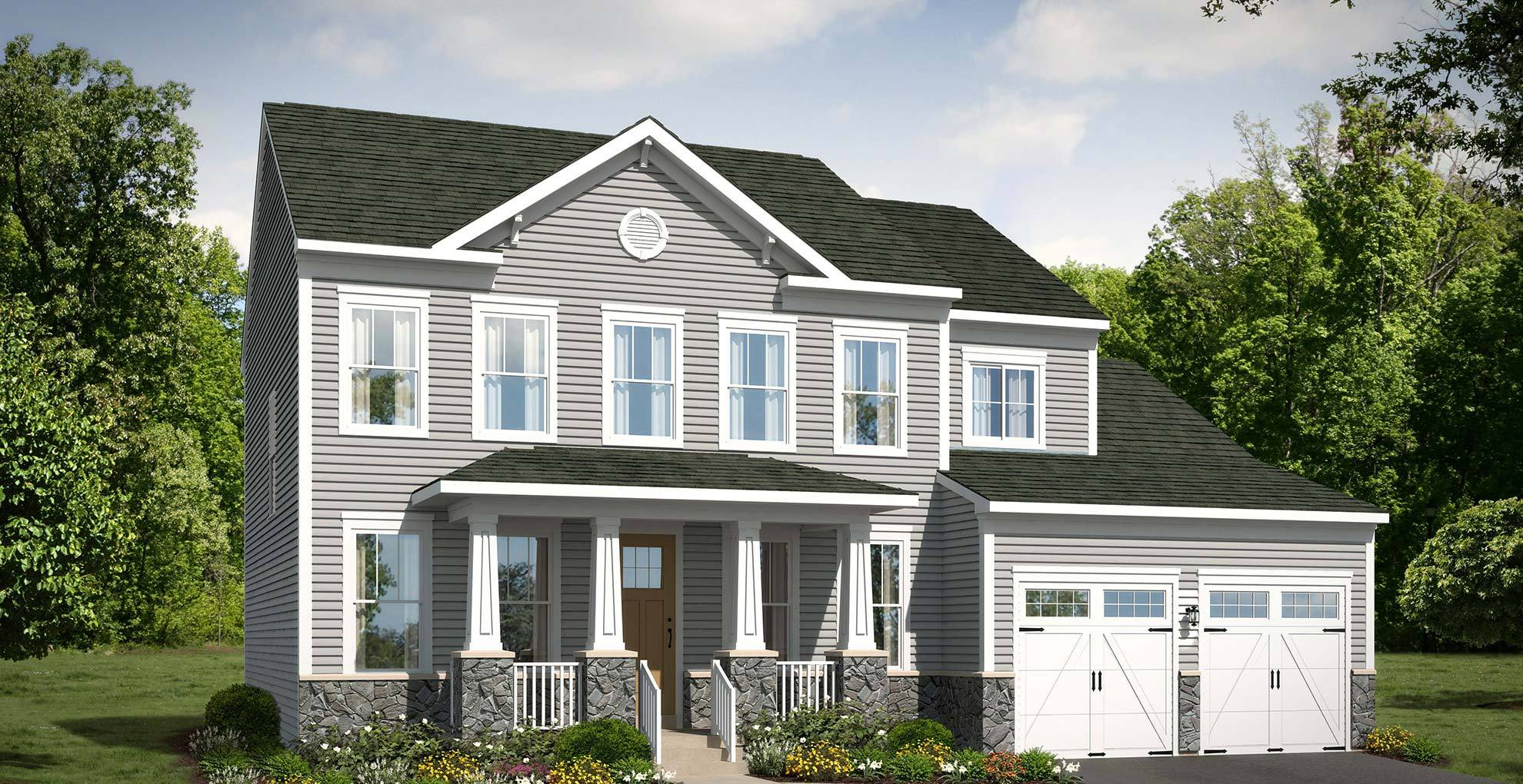 Real Estate at Windsor Hill Manor, Triangle in Prince William County, VA 22172