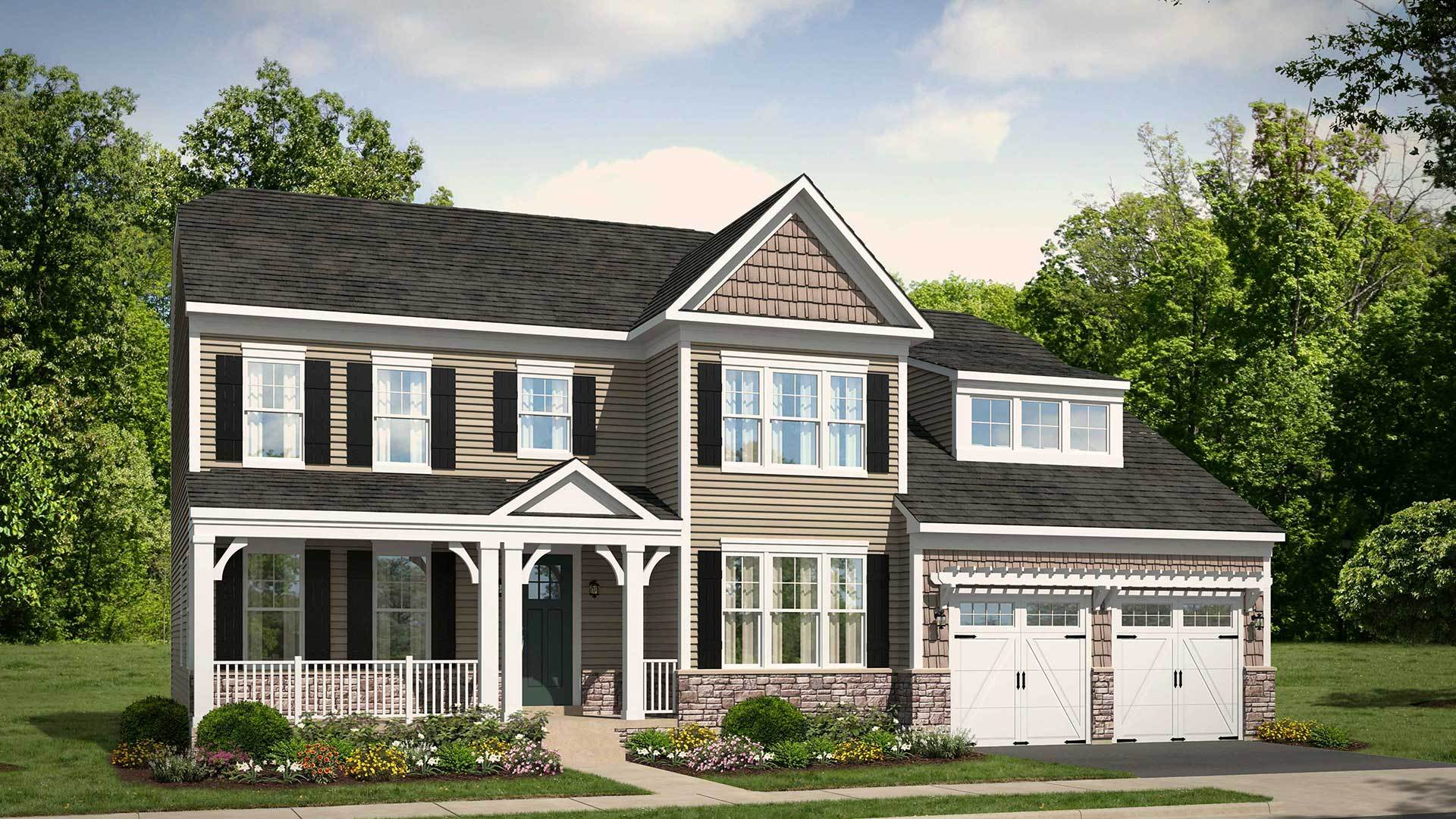 Stanley Martin Homes Ethan 39 S Meadow Sutton Ii 1366864