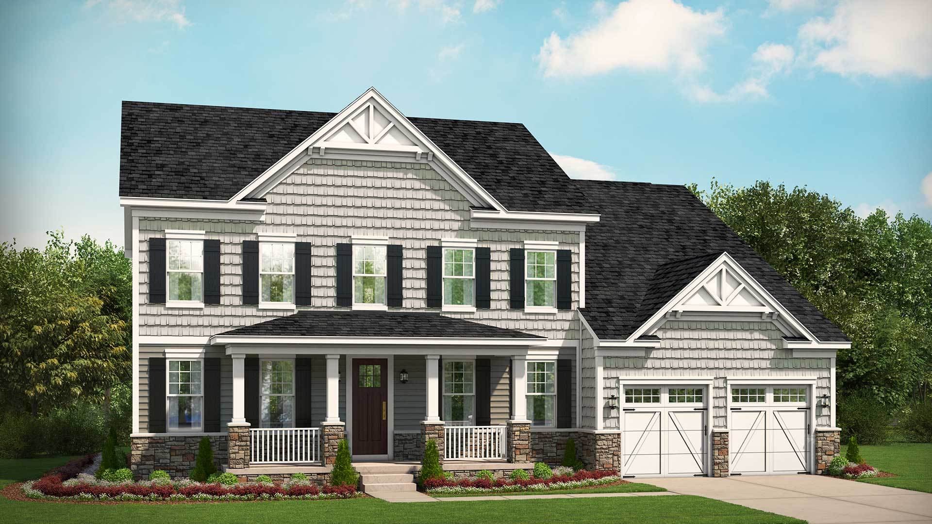 Stanley Martin Homes Ethan 39 S Meadow Colton Ii 1366865 Raleigh Nc New Home For Sale Homegain