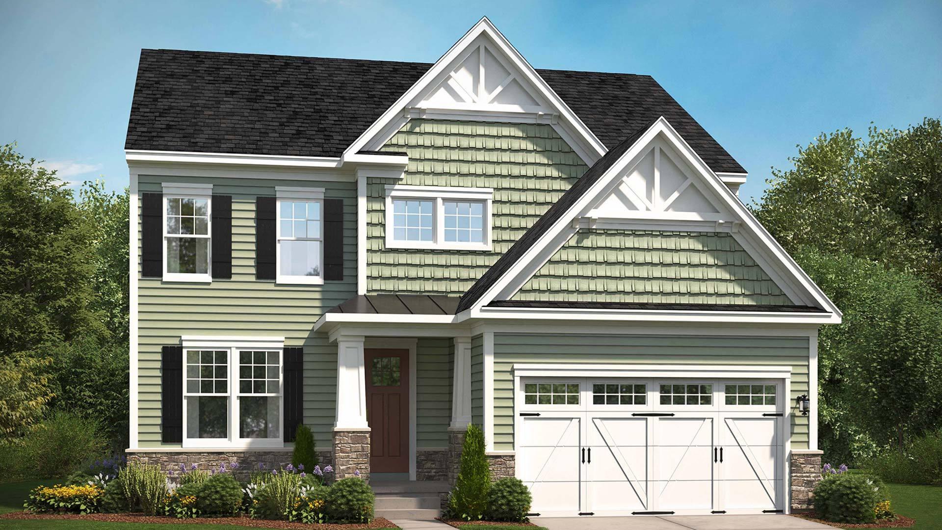 1196 Colbert Street Charlottesville Va New Home For
