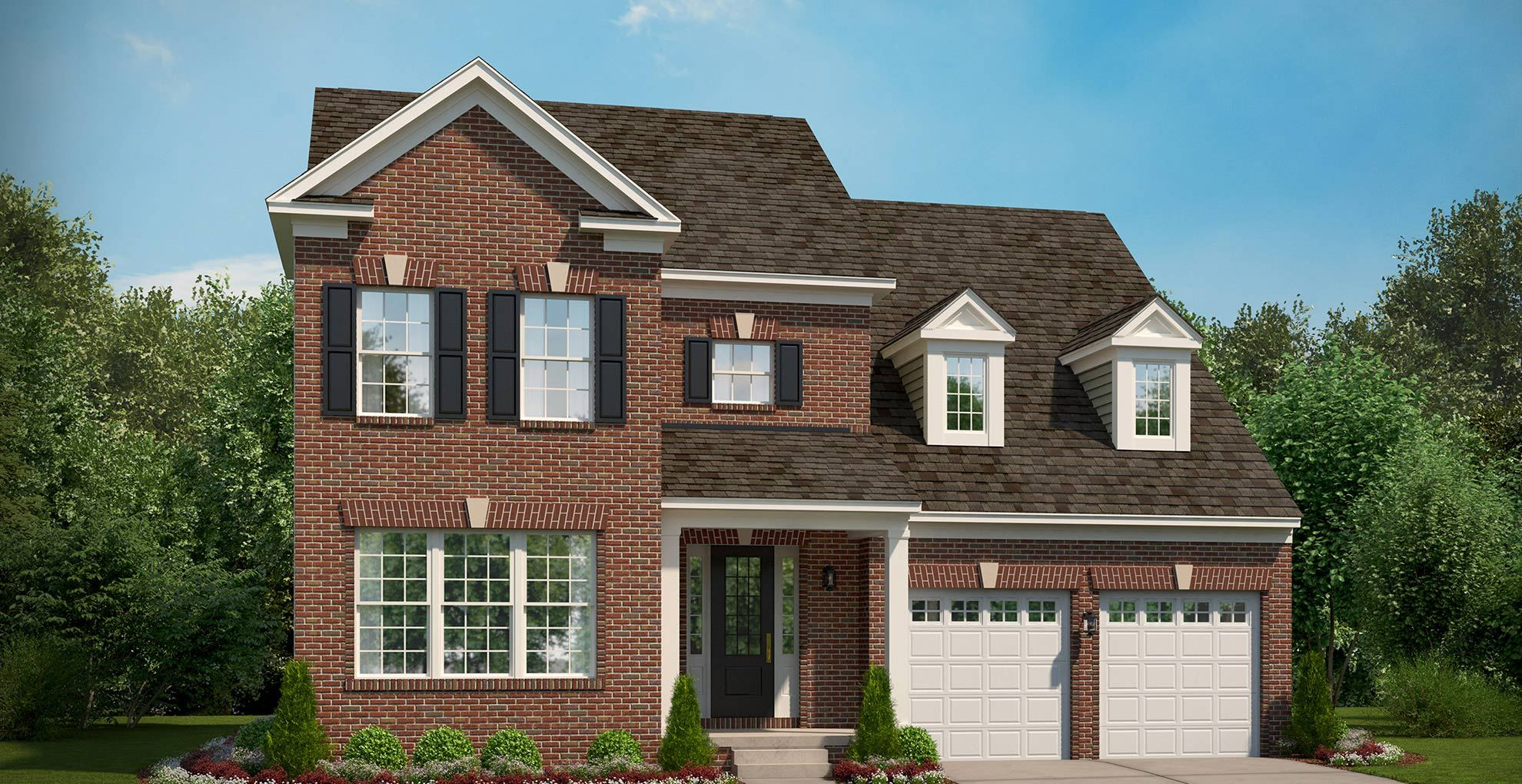 Stanley Martin Homes Parkside At Westphalia Claire