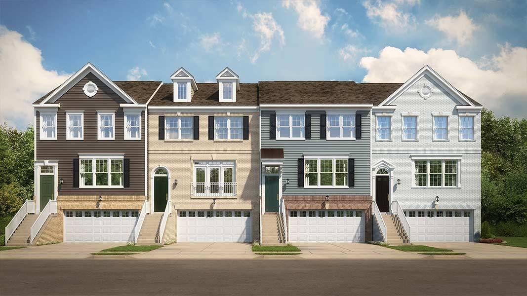 Multi Family for Sale at Ridges At Landover Metro - The Atkinson 7366 Landover Road Landover, Maryland 20785 United States