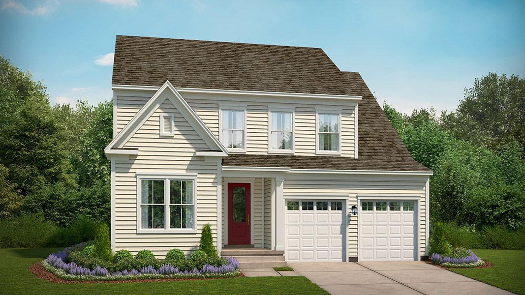 Single Family for Active at Bradley Square - Emma 8920 Englewood Farms Drive Manassas, Virginia 20112 United States