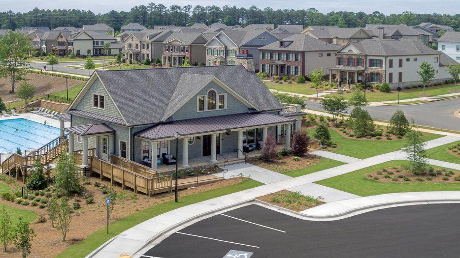 Enkele Familie voor Verkoop een t Briarcliff 4445 Alister Park Drive Cumming, Georgia 30040 United States