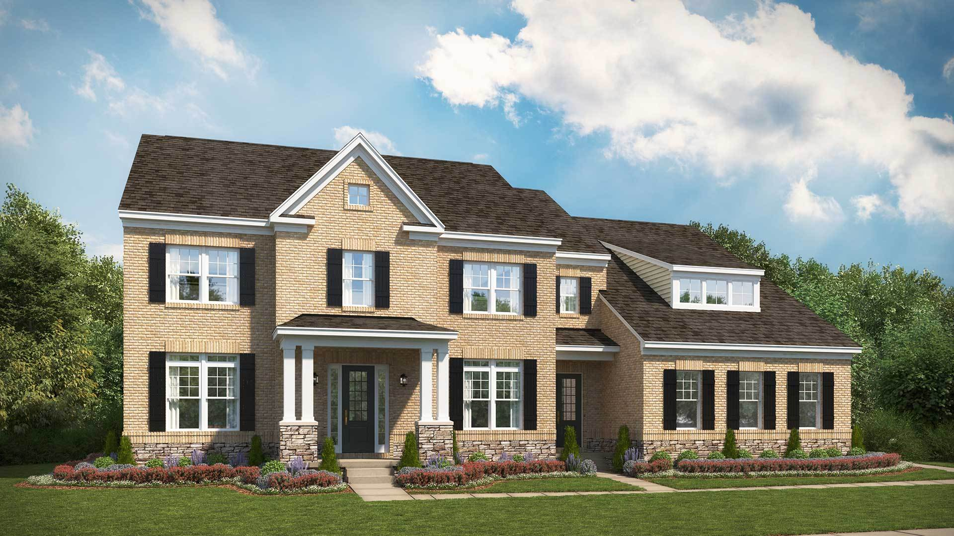 Single Family for Active at Greenwood Farm - Travers 3651 Greenwood Farm Dr. Haymarket, Virginia 20169 United States