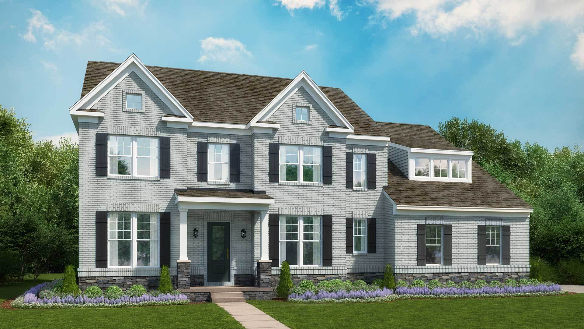 Single Family for Active at Potomac Reserve - Landon 14933 Minnieville Road Manassas, Virginia 20112 United States