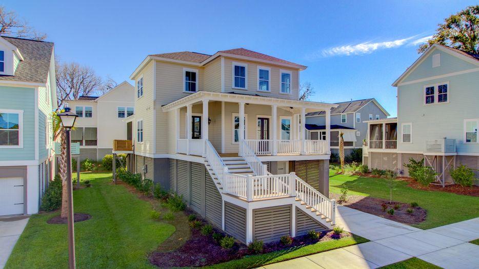 Single Family for Sale at Folly 2405 Lieutenant Dozier Drive Johns Island, South Carolina 29455 United States