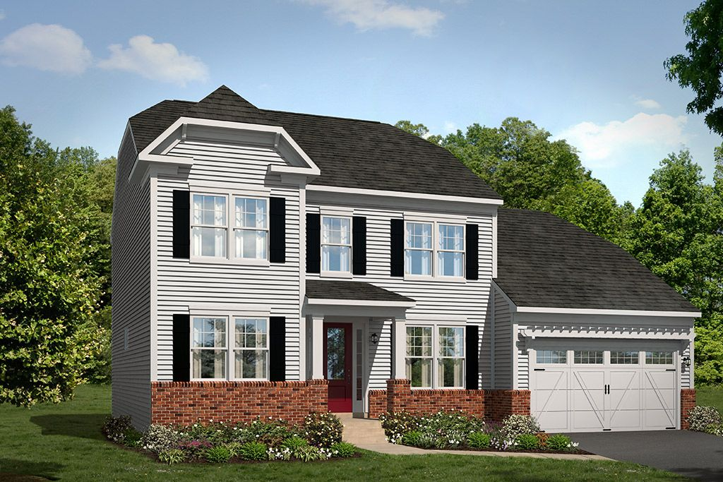 Stanley Martin Homes Yates Mill Estates Travis Ii 1361432 Raleigh Nc New Home For Sale