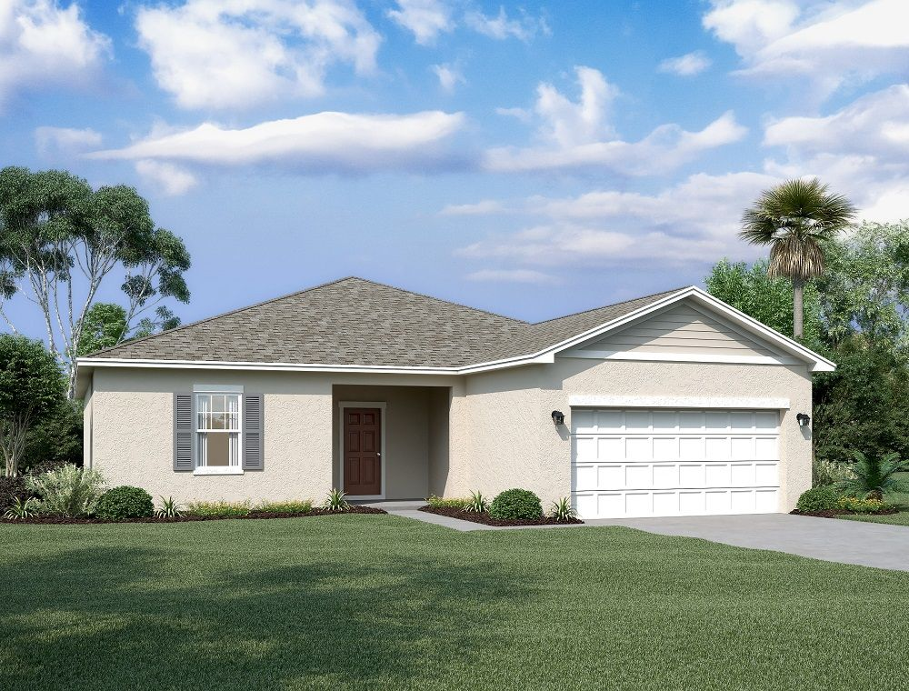 Single Family for Sale at Hidden Lake - Europa 333 Hidden Lake Loop Haines City, Florida 33844 United States