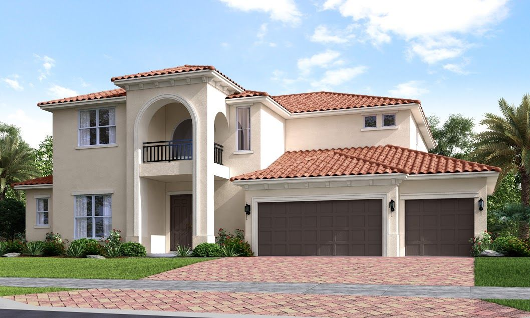 Single Family for Sale at Cavalia Estates - Lexington 5151 Sw 76th Avenue Davie, Florida 33328 United States